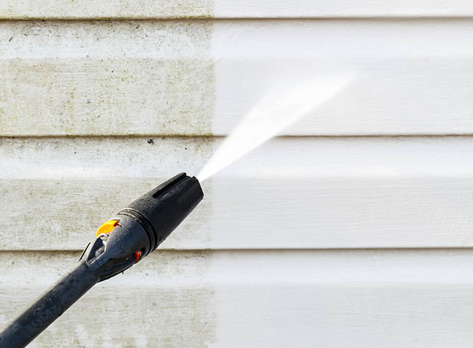 Sp pressure washing
