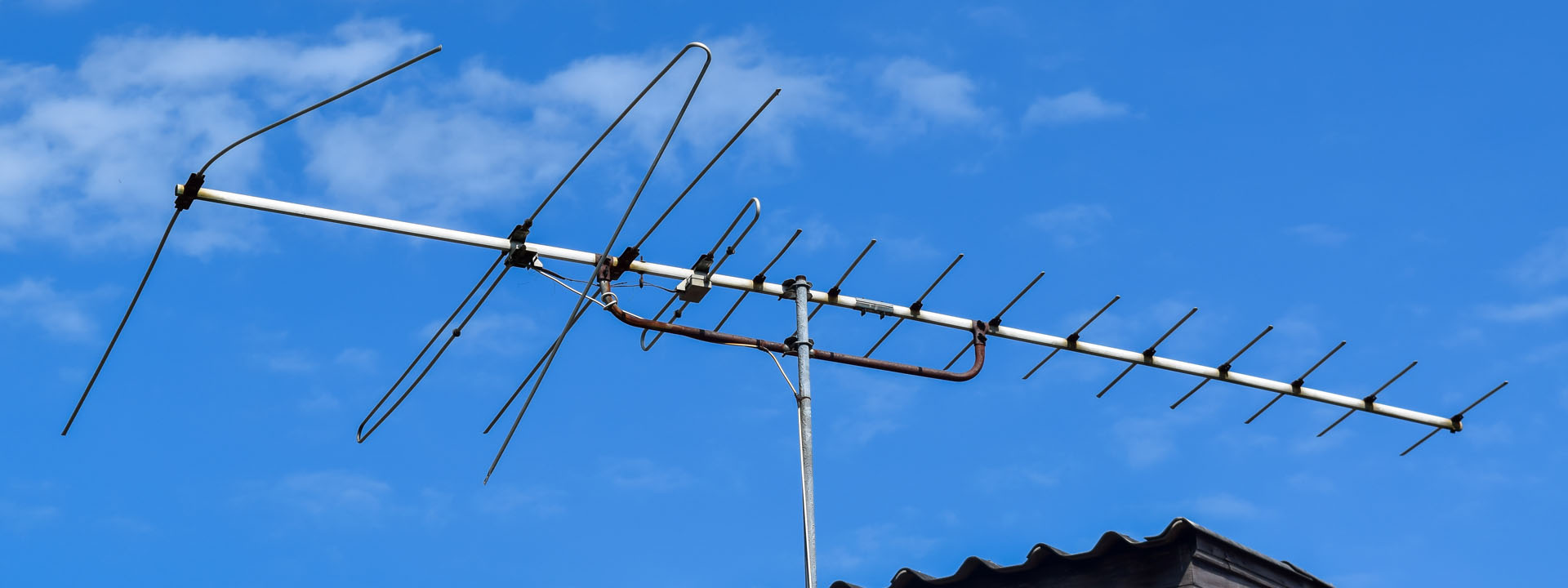 Off air antenna