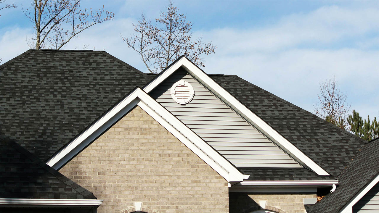 Residential roof