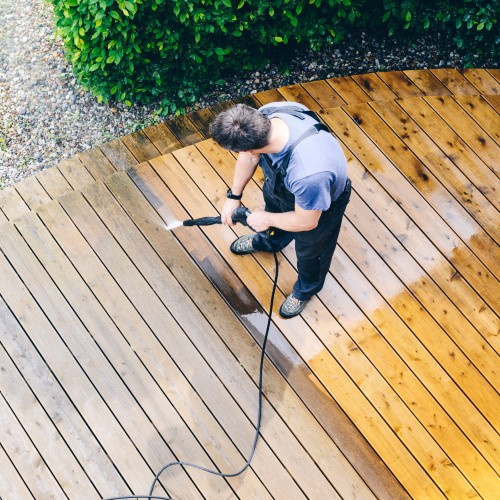 Pressure washing svcss
