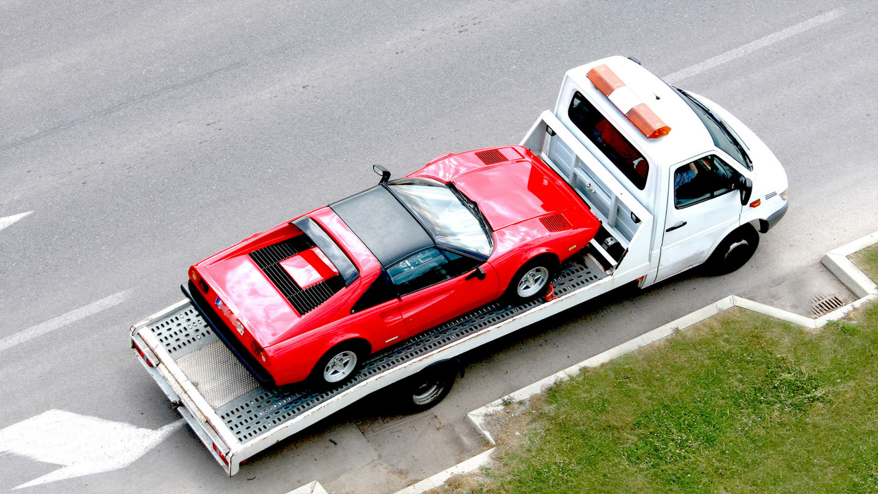 Services towing