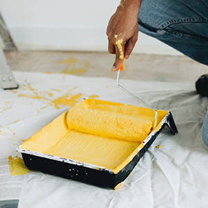 Painting contractor (content drive)