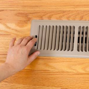 Heating venting