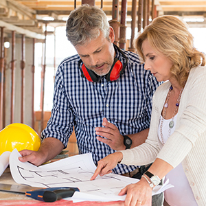 Home building consultation