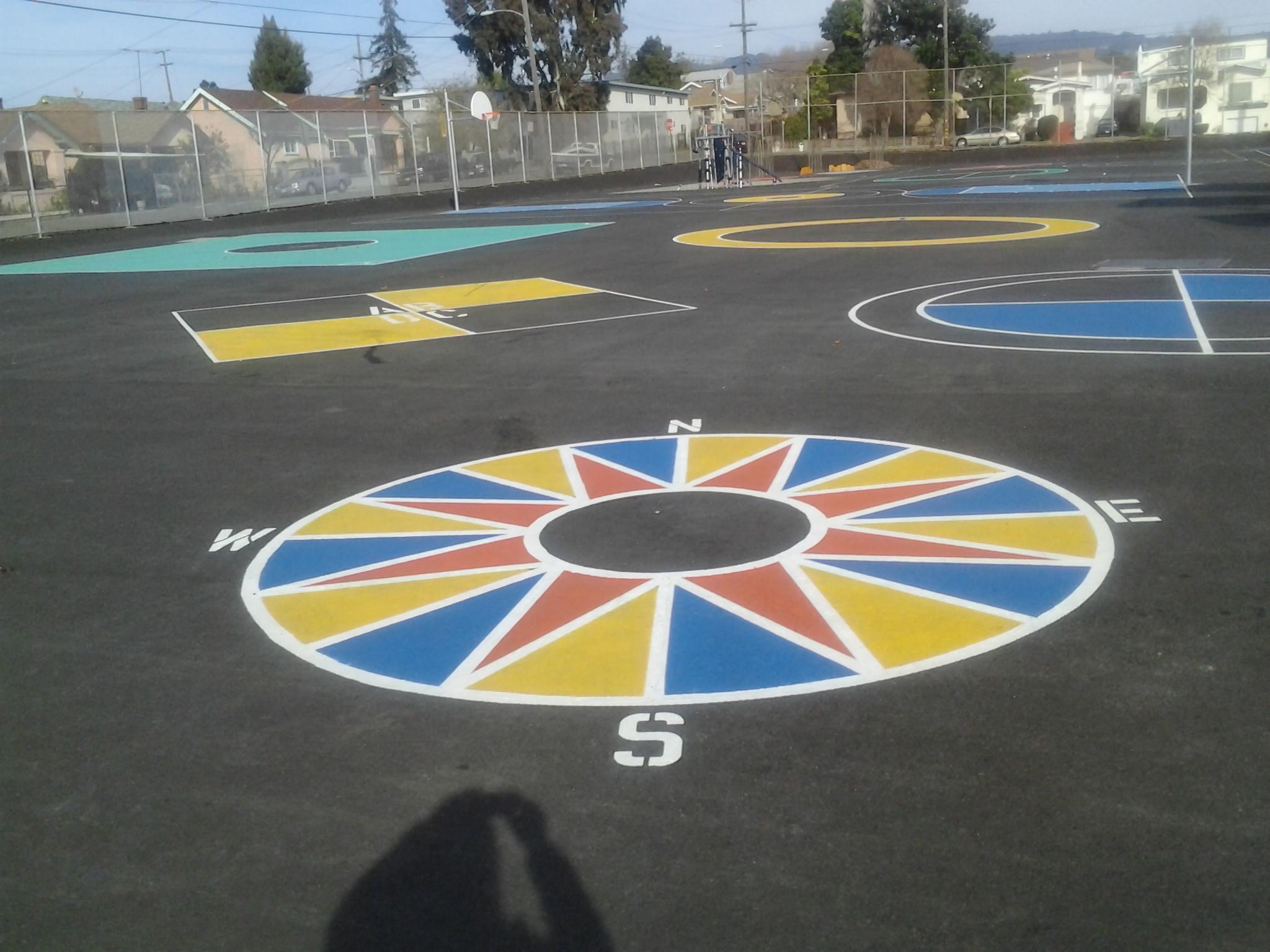 Parking Lot Design In San Jose San Francisco Sacramento
