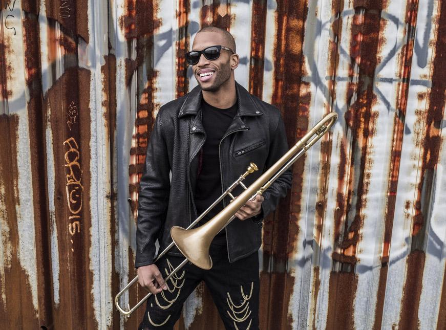 Trombone Shorty on Billy Reid Journal