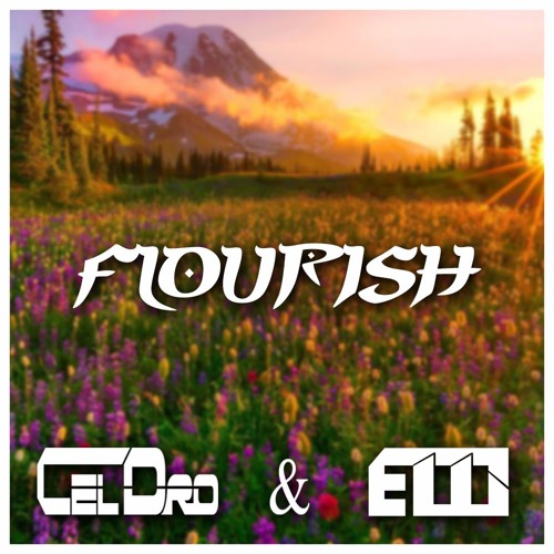 Cover of Flourish by Celdro,Emil Wennerholm