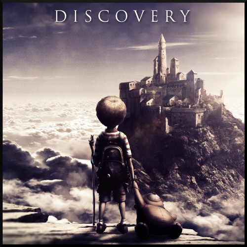 Cover of Discovery by Electro-Light