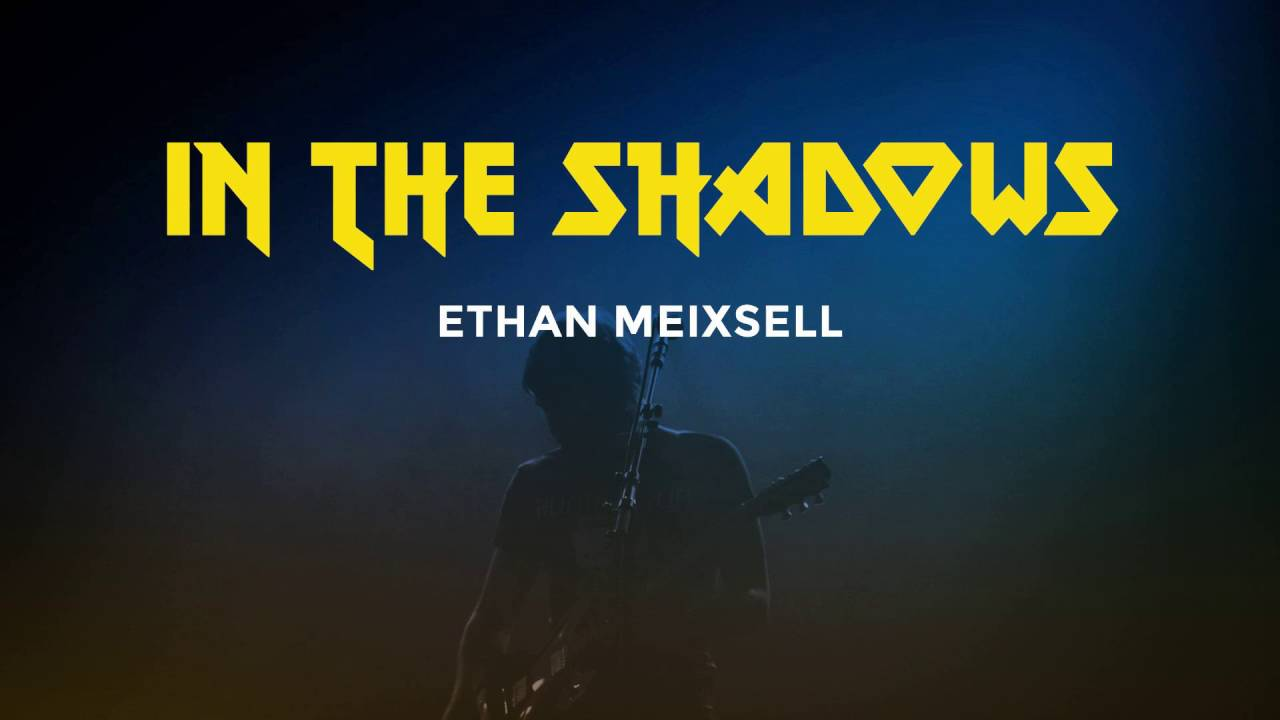 Cover of In the Shadows by Ethan Meixsell