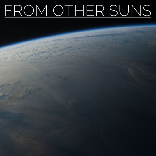 Cover of From Other Suns by Evan King