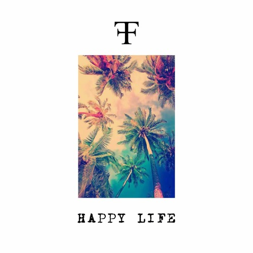 Cover of Happy Life by Fredji