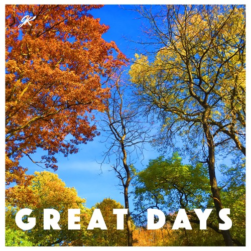 Cover of Great Days by Joakim Karud