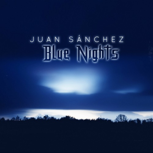 Cover of Blue Nights by Juan Sánchez