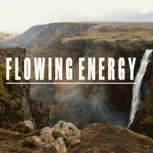 Cover of Flowing Energy by Keys Of Moon