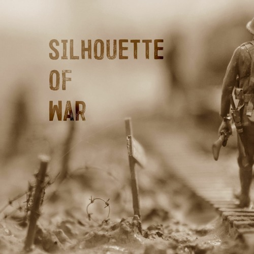 Cover of Silhouette of War by Keys Of Moon
