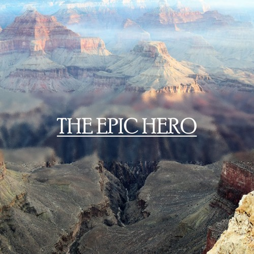 Cover of The Epic Hero by Keys Of Moon