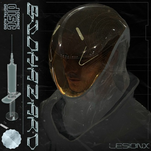 Cover of Biohazard by Lesion X