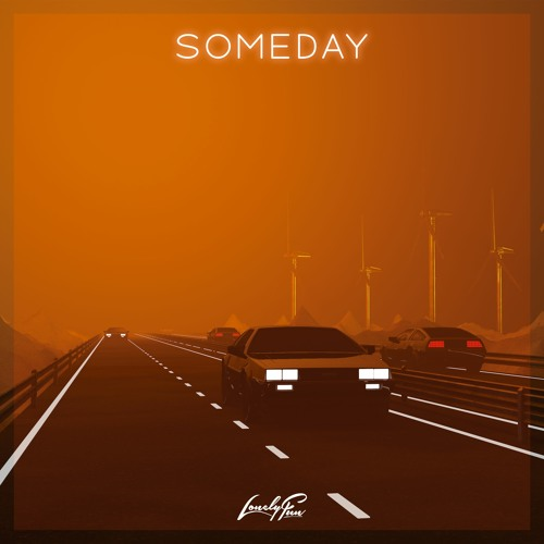 Cover of Someday by Lonely Fun