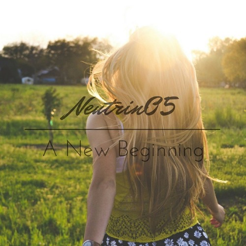 Cover of A New Beginning by Neutrin05