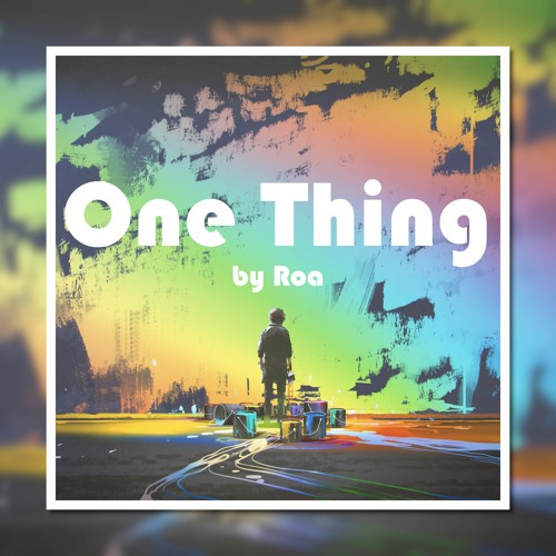 Cover of One Thing by Roa