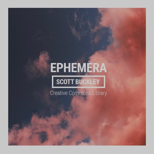 Cover of Ephemera by Scott Buckley