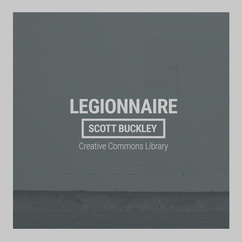 Cover of Legionnaire by Scott Buckley