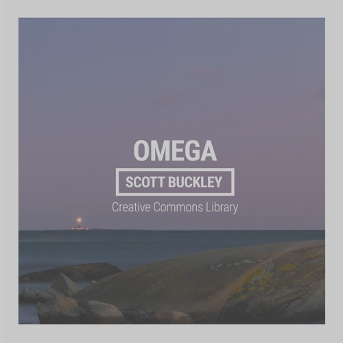 Cover of Omega by Scott Buckley