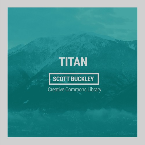 Cover of Titan by Scott Buckley
