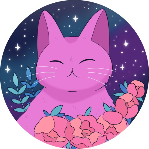 Picture of Purrple Cat