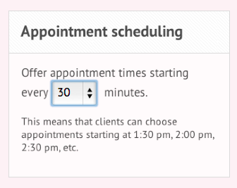 Flexible Scheduling Image