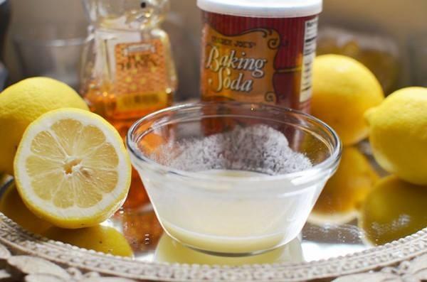 чистка печени с лимоном и содой важно правильно оформить