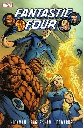 Fantastic Four By Hickman Vol 1