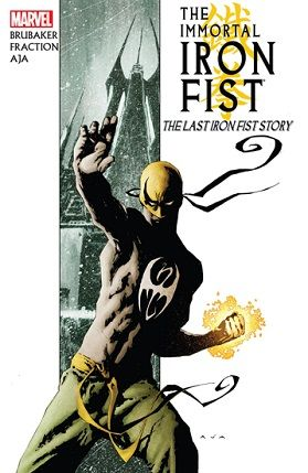 Immortal Iron Fist - Complete Collection vol 1