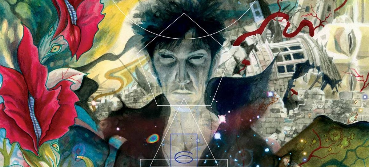 Sandman - A celebration of Vertigo's 25 years