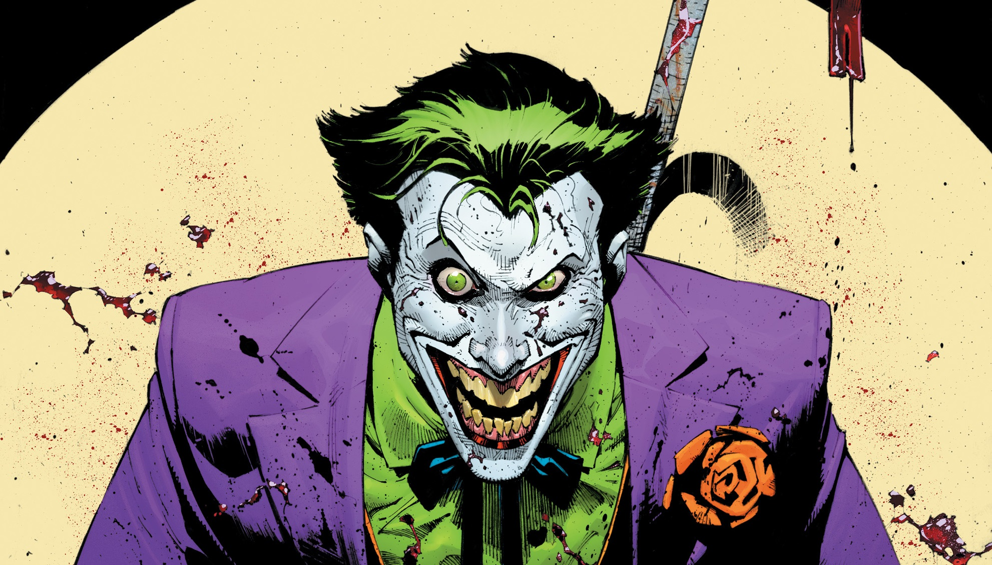 Joker 80th anniversary! cover