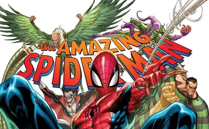 The Amazing Spider-Man #850!