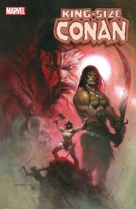King-Size Conan #1 cover