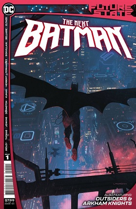 Future State: The Next Batman #1 cover