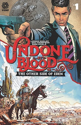 Undone By Blood Other Side Of Eden #1 cover
