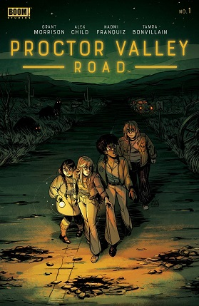 Proctor Valley Road #1 cover