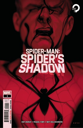 Spider-Man Spiders Shadow #1 cover