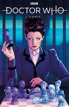 Doctor Who Missy #1 cover
