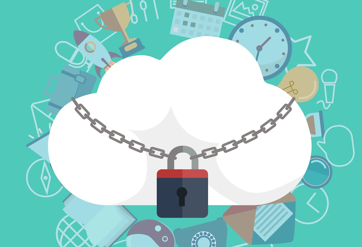 Keeping business data safe in the cloud