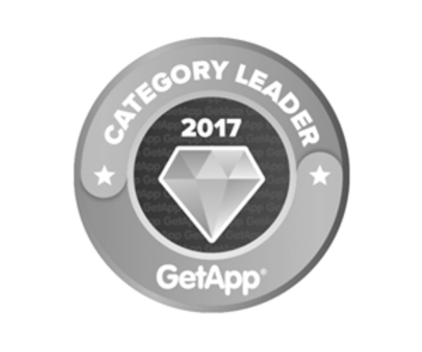 Category Leader, 2017 - GetApp