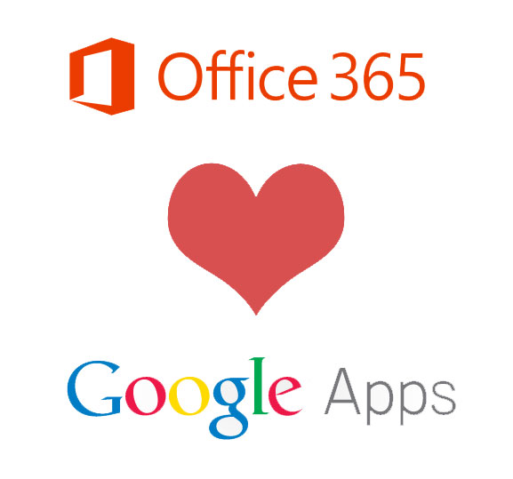 Google App & Office 365