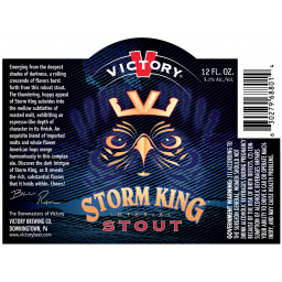 Nitro Storm King Imperial Stout