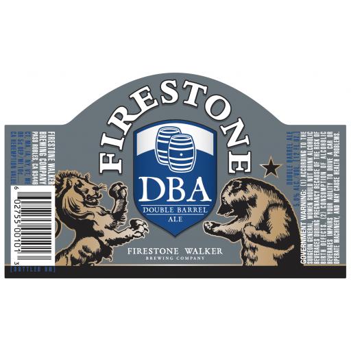 DBA (Double Barrel Ale)