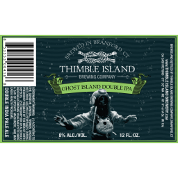 Image result for THIMBLE ISLAND DOUBLE IPA