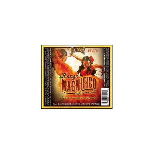 Mango Magnifico - Backstage Series