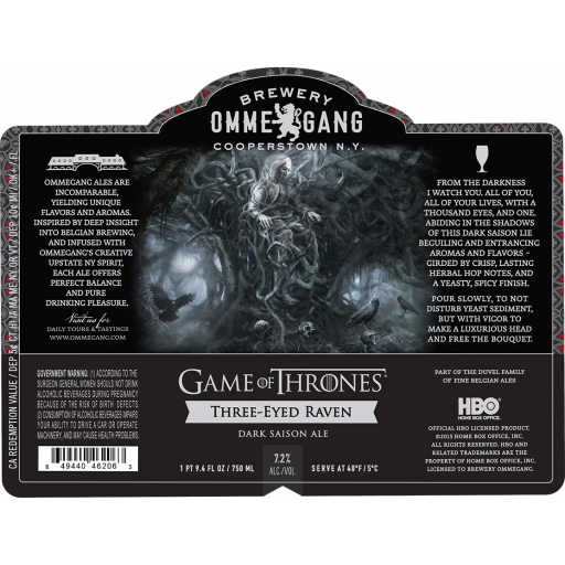 Game of Thrones: Three-Eyed Raven